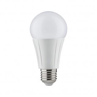 Paulmann SmartHome Zigbee Soret LED Glühlampe 8, 5W E27 230V Opal 2700K dimmbar