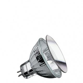 Paulmann Halogen Reflektor Akzent mit Schutzglas FMW flood 38° 35W GU5, 3 12V 51mm Chrom