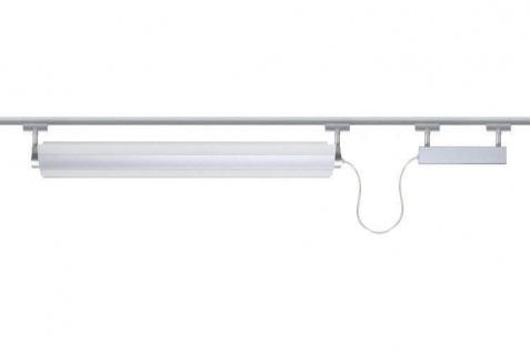 Paulmann Schienensystem Light&Easy URail Spot LF-Line max. 21W G5 Chrom matt 230V Metall