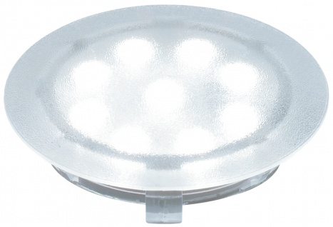 Special EBL Set UpDownlight LED 3x1W 230/12V 45mm Transparent/Kunststoff