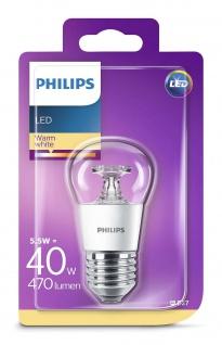 Philips 8718696505762 5, 5 W (40 W), E27, warmweiß, Tropfenform - Vorschau 2
