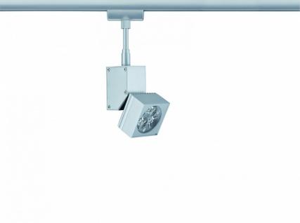 950.36 Paulmann U-Rail Einzelteile URail System Light&Easy Spot LEDmanz1 1x3W Chrom matt 230V Metall