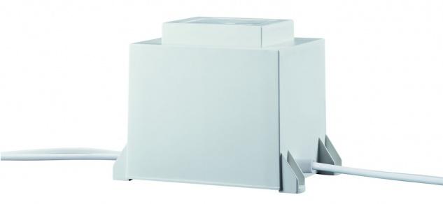 Paulmann 979.20 VDE Safety Trafo max.200W 230V 200VA Weiß