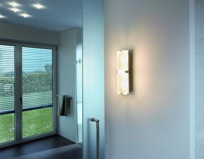 Paulmann WallCeiling Xeta WL LED 7, 5W 320x100mm Chrom matt 230V Metall/Glas - Vorschau 3