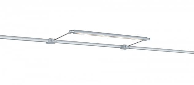 951.02 Paulmann U-Line ULine System L+E Galeria Leuchte Line 1x10W LED Chrom matt 12V Metall