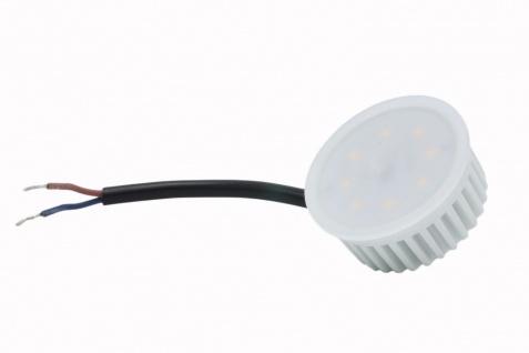 LED Einbauleuchte 96528 Alu 5W 3000K 230V Modul flache Einbautiefe 35mm - Vorschau 3