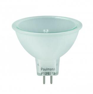 Paulmann Halogen Reflektor Maxiflood 20W GU5, 3 12V 51mm Softopal