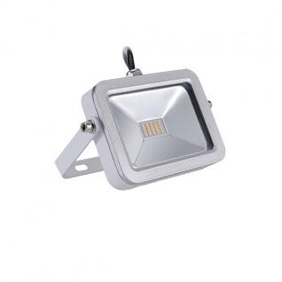 10W LED Strahler Slim Fluter Neutralweiß 4000 Kelvin 900 Lumen Außenleuchte IP65