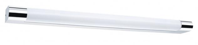 Paulmann 703.61 WallCeiling Mizar IP44 14W G5 630mm Chrom/Weiß 230V Metall/Acryl