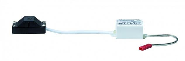 Paulmann LED Trafo Transformator Konstantstrom 700mA 3W max. 5V DC Weiß
