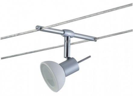 975.31 - Paulmann Light&Easy Seilsystem Spot Sheela 35W 12V GU5, 3 Chrom matt
