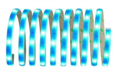 Paulmann Function YourLED Basisset DECO 3m Glitter Blue WW 7, 2W 230/12V 18VA bl Kunststoff