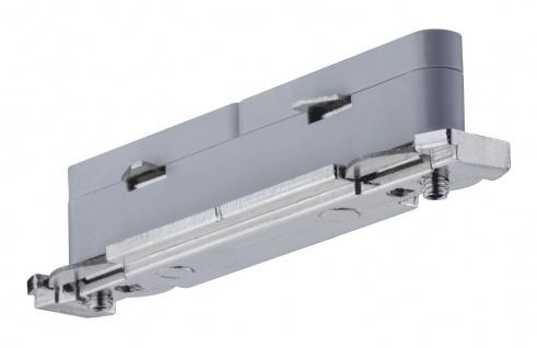 Paulmann Weiss U-Rail URail 230V Schienensystem Stangensystem Zubehör Komponenten