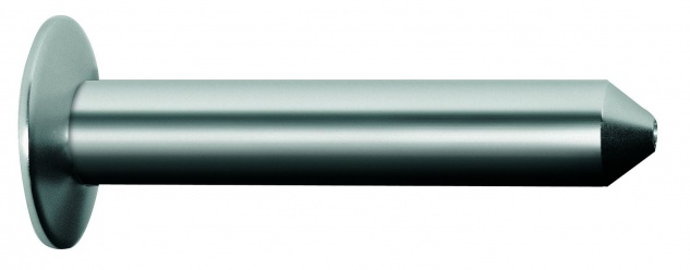 Paulmann 8205 Wire System L&E Spannfeder-Wandanschluss 1 Paar 115mm Nickel satiniert Met