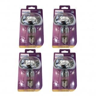 4x Philips 8718696714423 Reflektor mit Drehsockel 5 W (42 W), E27, warmweiß, Reflektor 505lm
