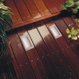 Paulmann Special Einbauleuchte Set Boden LED 3W 230V 165x103mm Edelstahl/Metall - Vorschau 2