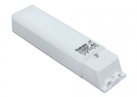 979.02 Paulmann Halogen Trafo Sicherheitstrafo 105VA 12V 54mm geeignet für LED
