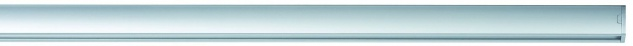 Paulmann 950.47 ULine System L+E Schiene 0, 5m Chrom matt 12V Metall