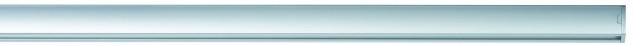 Paulmann ULine System L+E Schiene 0, 5m Chrom matt 12V Metall