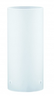 Paulmann Living 2Easy Midi Zylindro Satin/Weiß-Glas