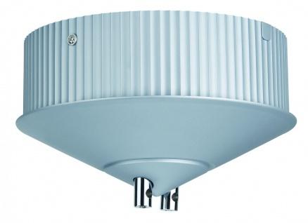 Paulmann Toroidal Decorative Trafo max.300W 230/12V 300VA Alu matt