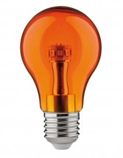 Paulmann LED Glühlampe 1, 5W E27 230V Orange