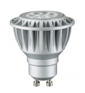 282.33 Paulmann GU10 Fassung LED HV Reflektor 7, 5W GU10 230V 2700K