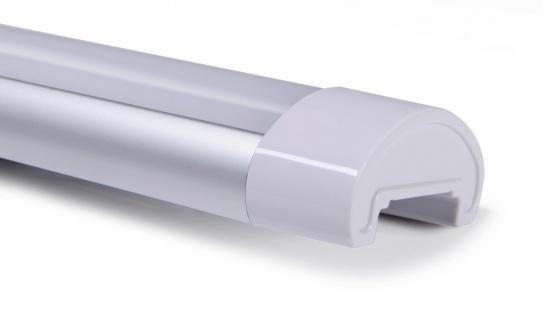 MILI Deckenleuchte 20W 4000K Neutralweiss 230V 1800lm Aluminium 60cm lang IP40