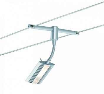 Paulmann Seil- und Schienenspot CombiSystems Linear 1x6W Chrom matt 230/12V Metall - Vorschau 4