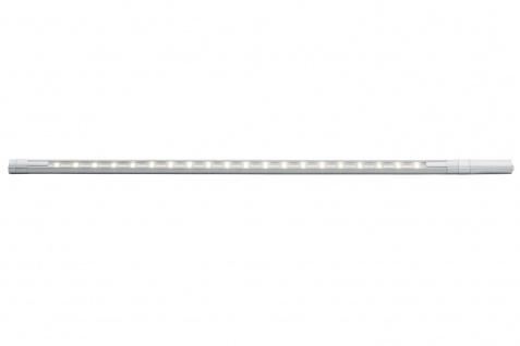 Nice Price Nice Price LED Tube Set 40cm 1x1, 8W Alu matt 230/12V Alu/Kunststoff