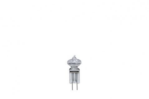 831.36 Paulmann 12V Fassung Halogenstiftsockel mit Axialwendel 10 Watt G4 klar