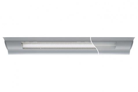 789.92 Paulmann Büroleuchte Pendelleuchte Raster Leuchte 1x36W 160cm G13 Titan 2