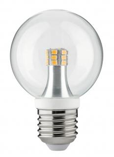 Paulmann 283.18 LED Globe 60 4W E27 230V Klar 2700K