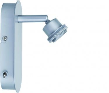 Paulmann Spotlights DecoSystems Balken 1x3W Chrom-matt 230V/12V Metall