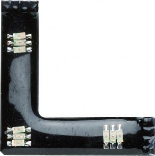 Paulmann 700.97 Function FixLED RGB 90°-Connector 3x0, 24W LED Schwarz-Kunststoff