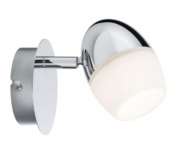 Paulmann 603.28 Spotlight Egg LED 1x4, 2W Chrom 230V Meta
