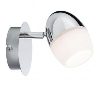 Paulmann Spotlight Egg LED 1x4, 2W Chrom 230V Meta