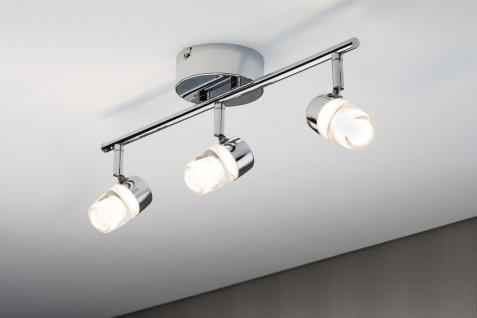 Paulmann Spotlight Bowl LED 3x3, 2W Chrom 230V Metall - Vorschau 3