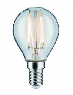 Paulmann LED Tropfen 2, 5W E14 230V Klar 2700K