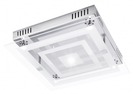 50032-17 Paul Neuhaus 5-flammige Deckenleuchte Sakai mit RGB-LEDs
