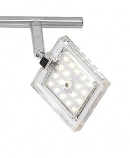6966-17 Paul Neuhaus DAAN Deckenleuchte, chrom/nickel 24W LED-Board 12V IP20 - Vorschau 2