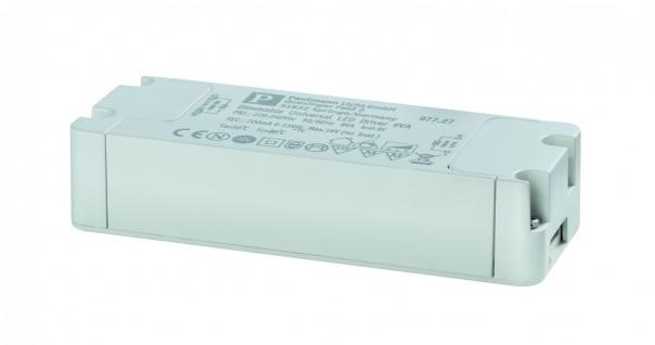 Paulmann LED Trafo Transformator Konstantstrom 700mA 9W dimmbar Weiß