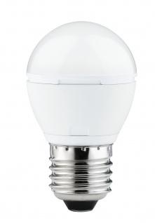 Paulmann 281.63 LED Quality Tropfen 4W E27 230V Warmweiß