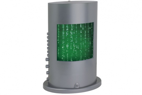 TIP 3435 Mood Aqualight LED Tischleuchte max.7, 7W Titan 230V Kunststoff