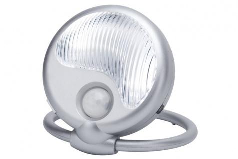 TIP Smart LED Motion Ring Nachtlicht weiss Titan / Kunststoff