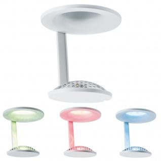 Paulmann Star Einbauleuchte Set Bluetooth RGB Smart Glint LED 1x2, 5W 230/12V 4VA Weiß matt/Kunststoff