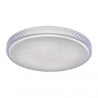 Leuchten Direkt 14372-00 FRIDA Deckenleuchte, Transparent 1xLED-Board/36W/3000-5000K Innenleuchte, IP20