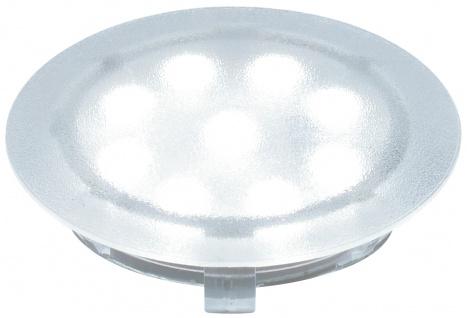 987.97 Paulmann Einbauleuchten Special EBL Set UpDownlight LED 6x1W 230/12V 45mm Transparent/Kunststoff