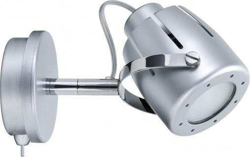 Paulmann Spotlights Mega Balken 1x11W GU10 Chrom matt 230V Metall