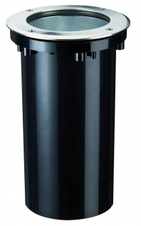 Paulmann 937.48 Special Einbauleuchte IP67 Boden rund max. 20W 230V E27 175mm Edelstahl/Metall